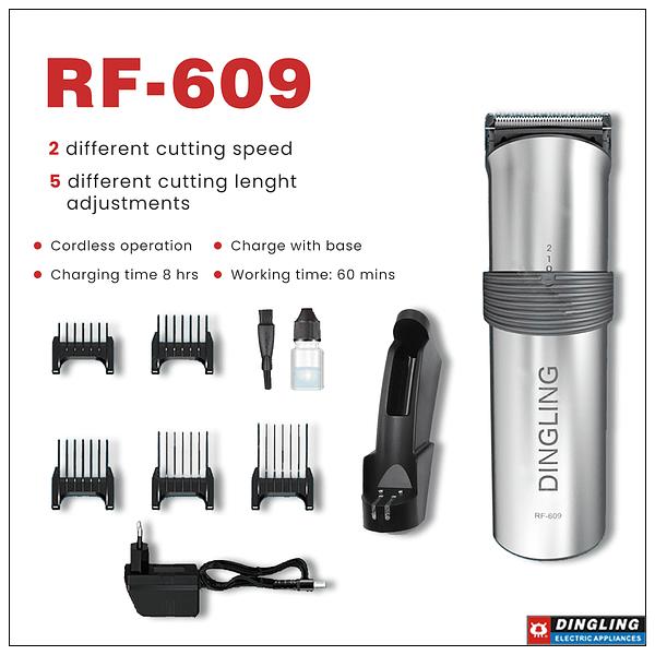 Dingling RF-609 Hair & Beard Trimmer